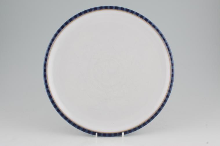Denby - Reflex - Dinner Plate - White
