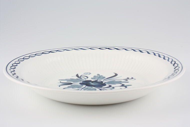 Adams - Baltic - Rimmed Bowl