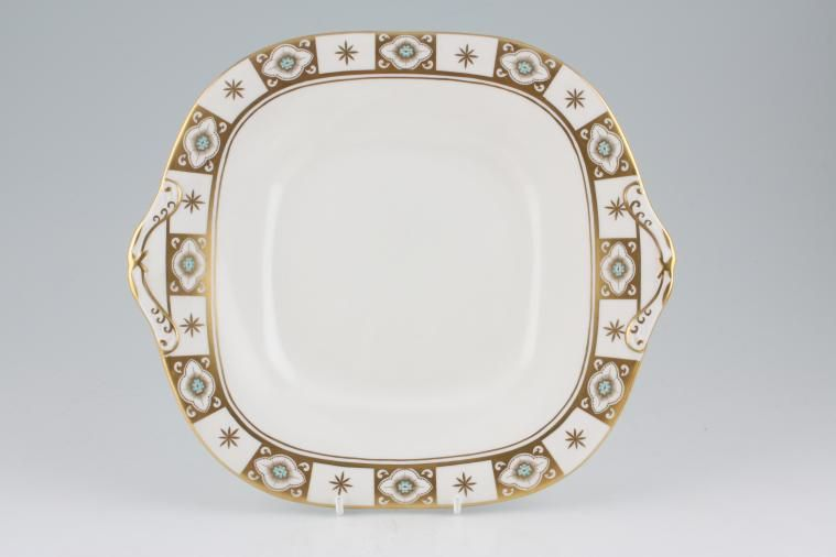Aynsley - Belmont - 129 - Cake Plate - Square