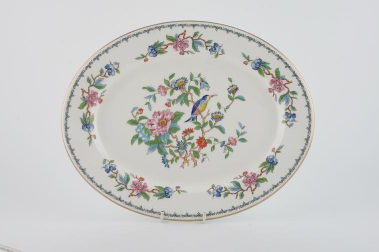 Aynsley - Pembroke - Oval Plate / Platter