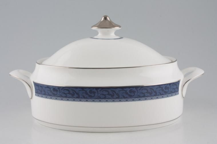 Marks & Spencer - Hampton - Vegetable Tureen with Lid - Stock clearance offer. Some seconds.