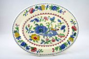 Masons - Regency - Oval Plate / Platter - 13 5/8""