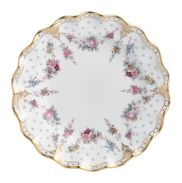 Royal Crown Derby - Royal Antoinette - Starter / Salad / Dessert Plate - 8""
