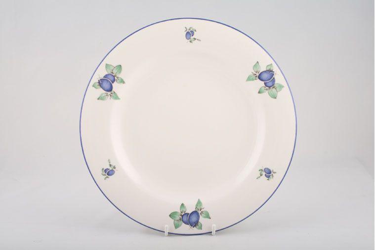 Royal Doulton - Blueberry - T.C.1204 - Tea / Side / Bread & Butter Plate