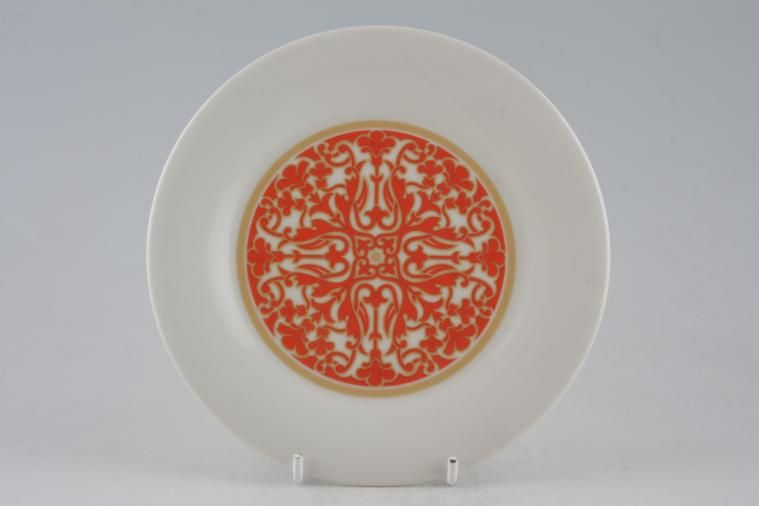 Royal Doulton - Seville - T.C.1085 - Tea / Side / Bread & Butter Plate - This also doubles as a gravyboat stand