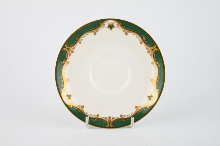 Royal Worcester - Connaught - Tea Saucer