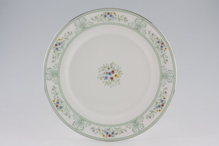 Wedgwood - Agincourt Green - Dinner Plate