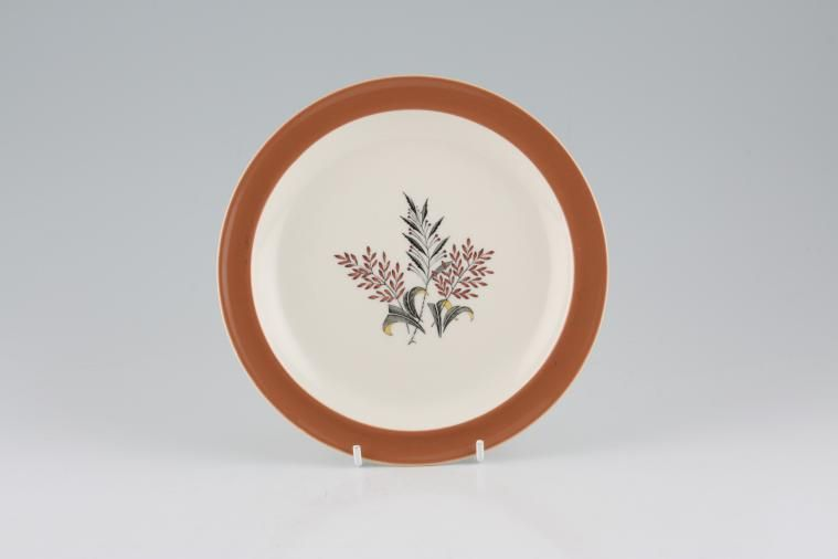 Wedgwood - Bay Leaf - Tea / Side / Bread & Butter Plate